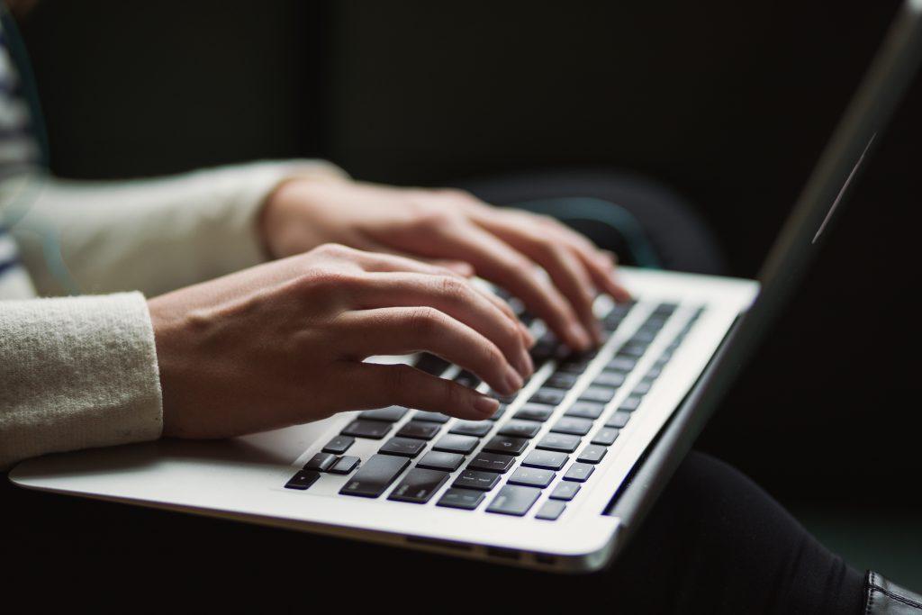 Blog na własnej domenie